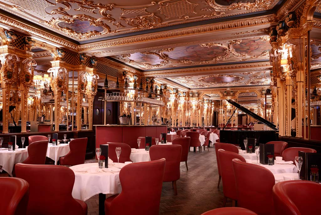 Oscar Wilde Bar at Cafe Royal Hotel, London, United Kingdom
