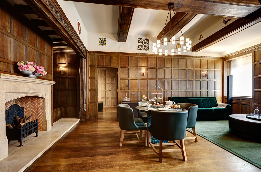 Tudor Suite at Cafe Royal Hotel, London, United Kingdom