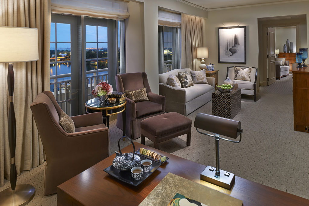 Ambassador Suite at Mandarin Oriental Washington, DC, United States