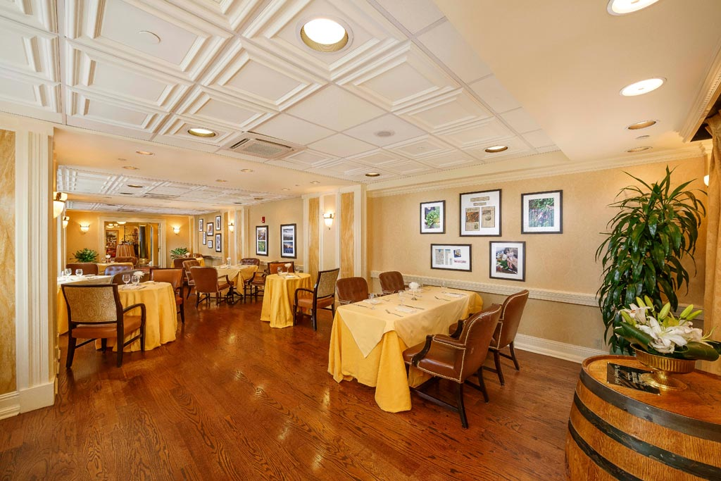 Dine at The Hermitage Hotel, TN, United States