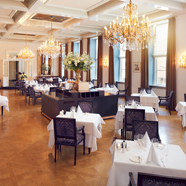 Dine at Grand Hotel Karel V, Utrecht, The Netherlands