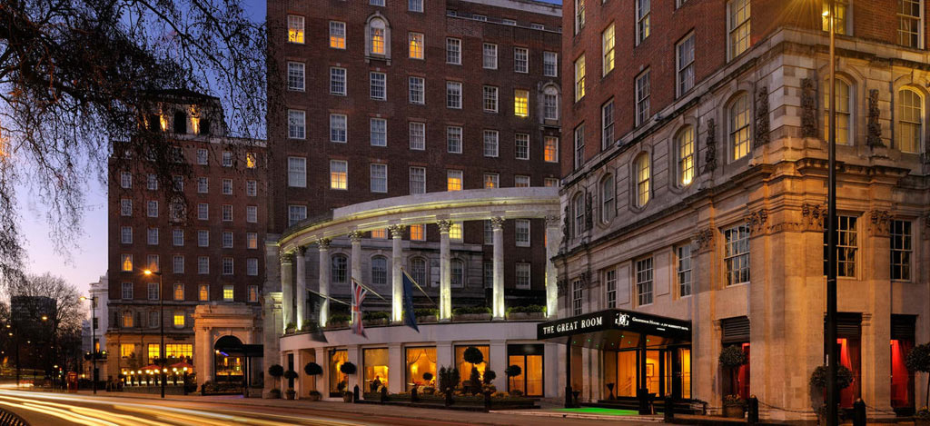 JW Marriott Grosvenor House, London, United Kingdom