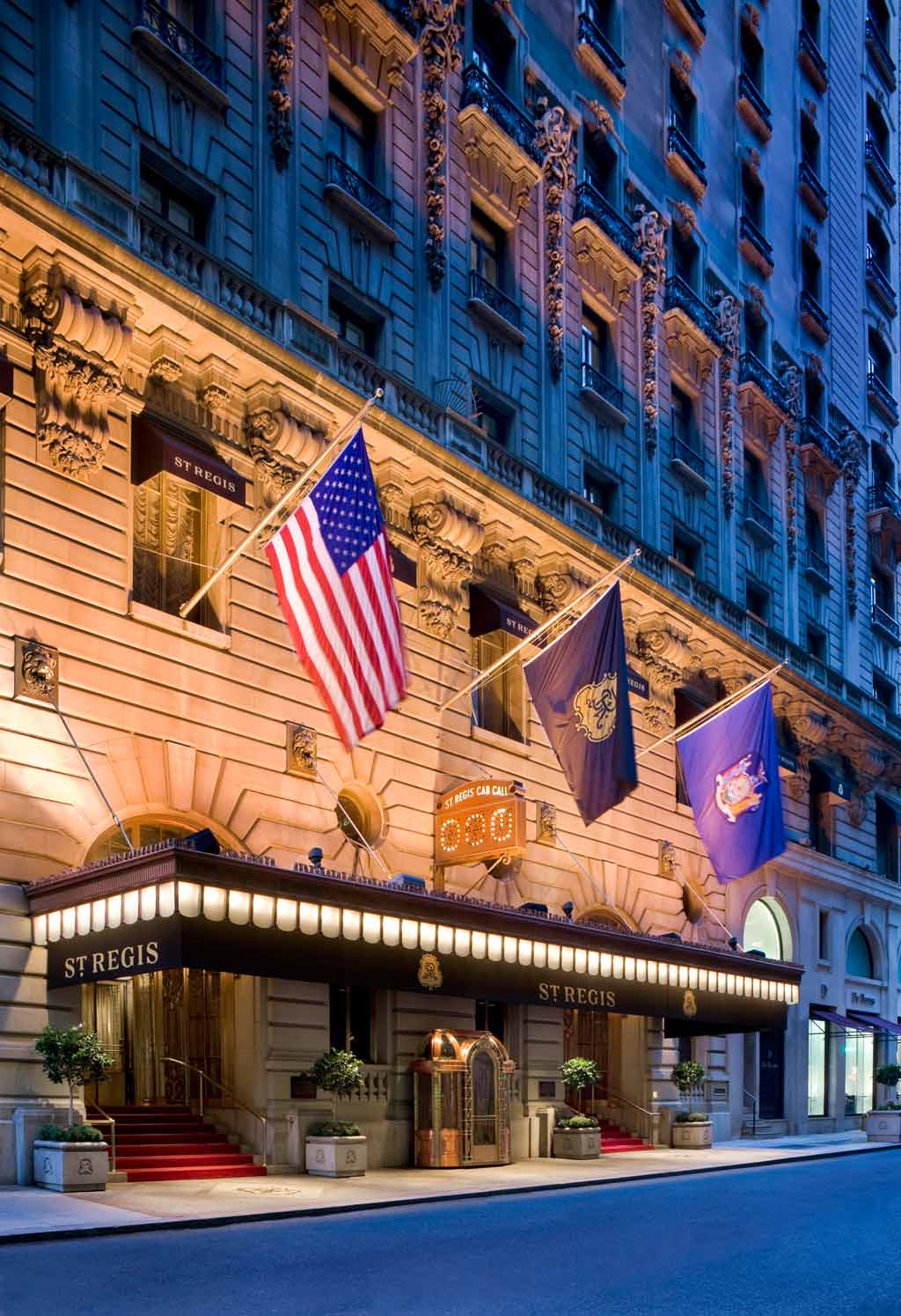 The St Regis New York, NY, United States