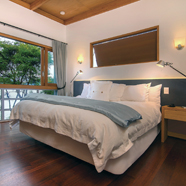 Guest Room at Bay of Many Coves Resort, New Zealand