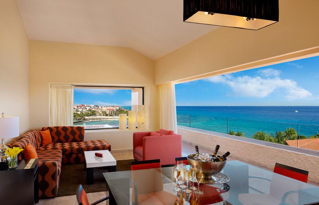 Ocean View Suite at Dreams Puerto Aventuras, Puerto Aventuras, Mexico
