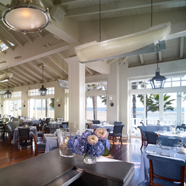 One Pico Day Dining Room Shutters On The Beach, Santa Monica, CA