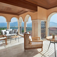 Park View Suite Terrace at Park Hyatt Mallorca, Balearic Islands, Spain