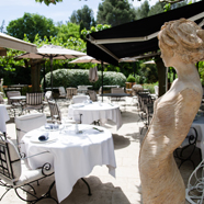 Dine at Le Vallon de Valrugues, Saint Remy De Provence, France