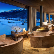 Suite at Bellevue Hotel & Spa Cogne, Italy