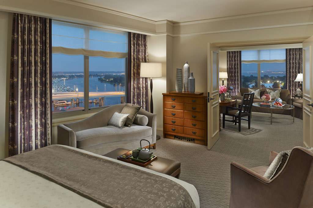 Diplomatic Suite at Mandarin Oriental Washington, DC, United States