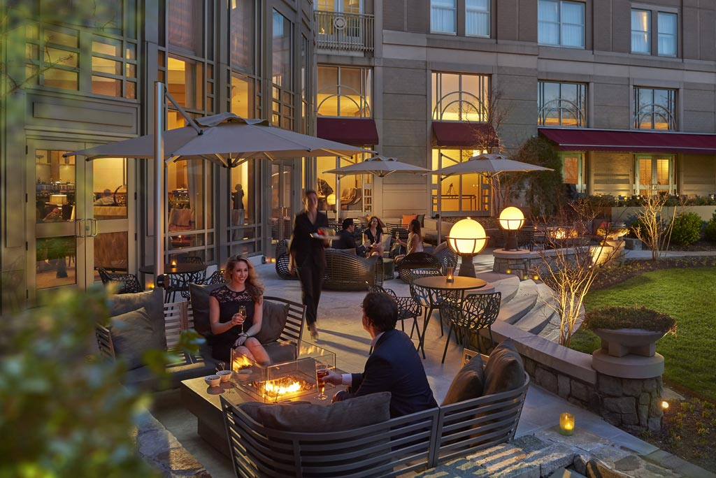Empress Terrace at Mandarin Oriental Washington, DC, United States
