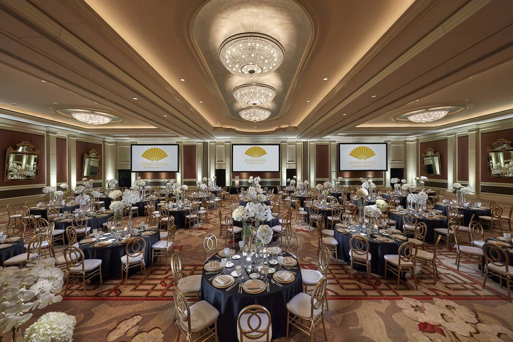 Grand Ballroom at Mandarin Oriental Washington, DC, United States