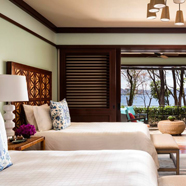 Double Guest Room at Four Seasons Resort Costa Rica at Peninsula Papagayo, Guanacaste, Costa Rica