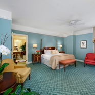 Executive Suite at The Hermitage Hotel, TN, United States