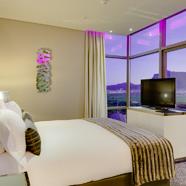 Executive Guest Room at Marriott Crystal Towers, Cape Town, South Africa