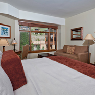 Guest Room at Sundial Lodge, Park City, UT