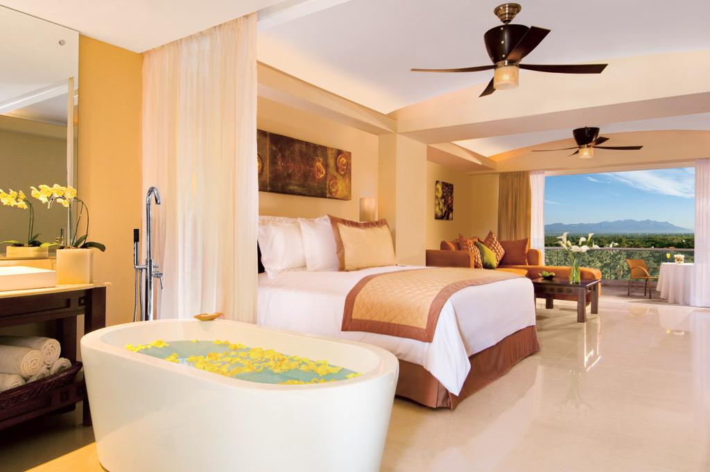 Mountain View Guest Room at Dreams Villamagna Nuevo Vallarta, Nuevo Vallarta, Mexico
