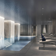 Spa at Four Seasons Hotel London at Ten Trinity Square, UK