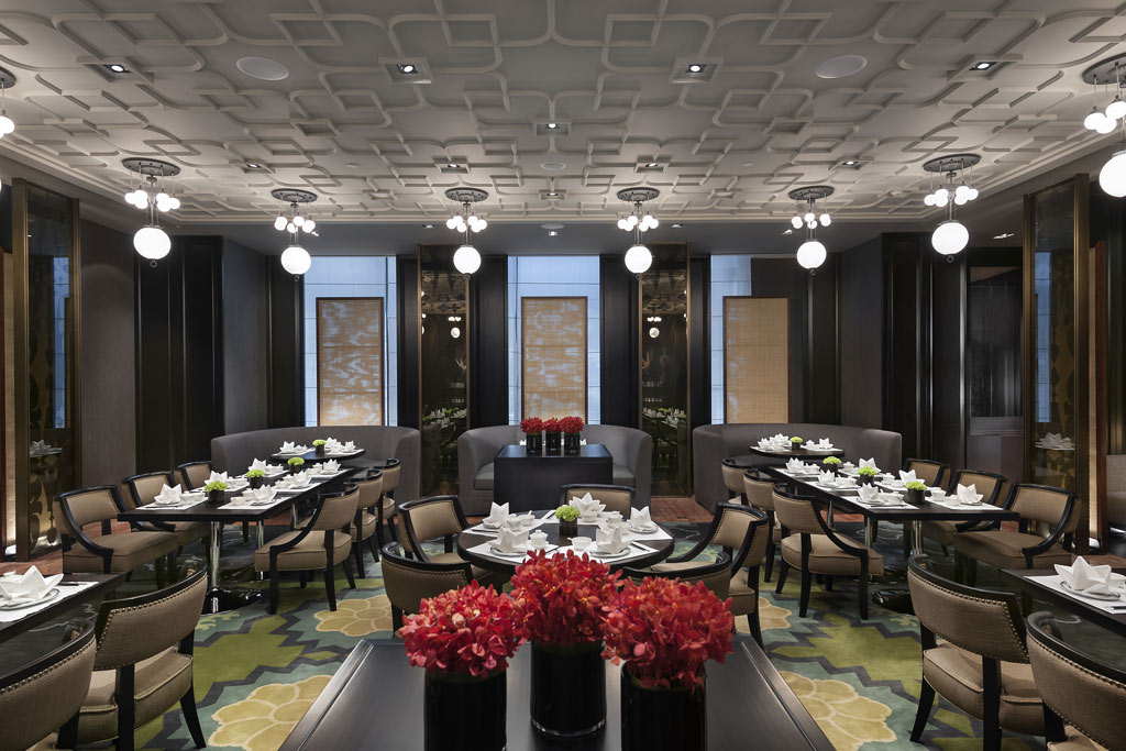 Dine at Mandarin Oriental Guangzhou, Guangzhou, Tianhe District, China