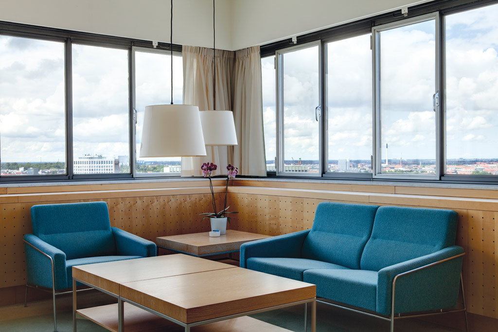 Junior Suite at Radisson Blu Royal Hotel Copenhagen, Denmark