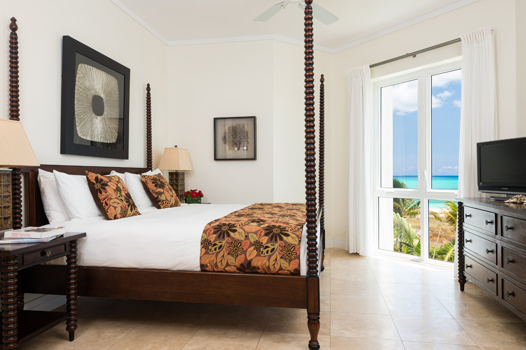 Ocean Front One Bedroom Suite at The West Bay Club, Providenciales, Turks & Caicos Islands