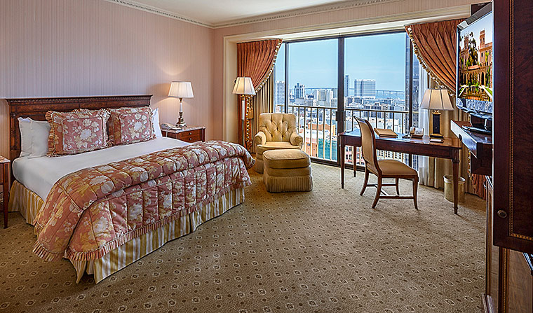 Premier Guest Room at The Westgate Hotel, San Diego, CA