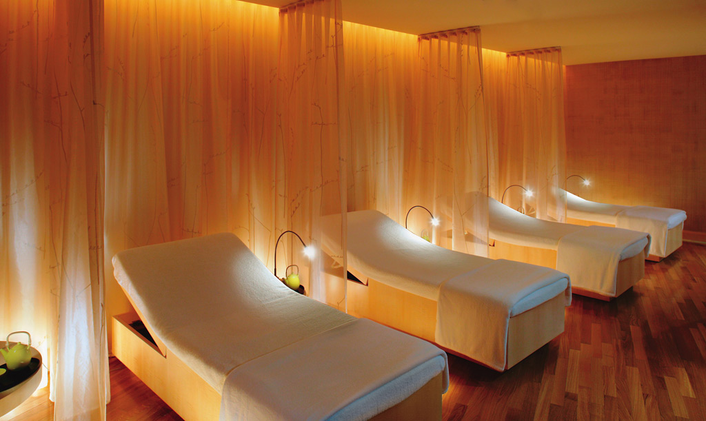 Spa Relaxation Room at Mandarin Oriental Washington, DC, United States