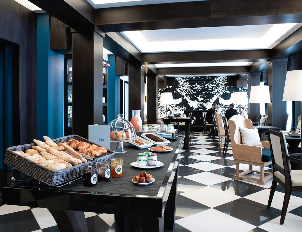 Buffet Breakfast at The Chess Hotel