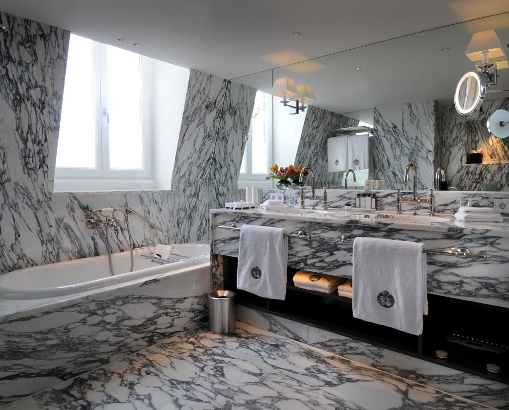 Classical Bath at Hotel De L'Europe, Amsterdam, Netherlands