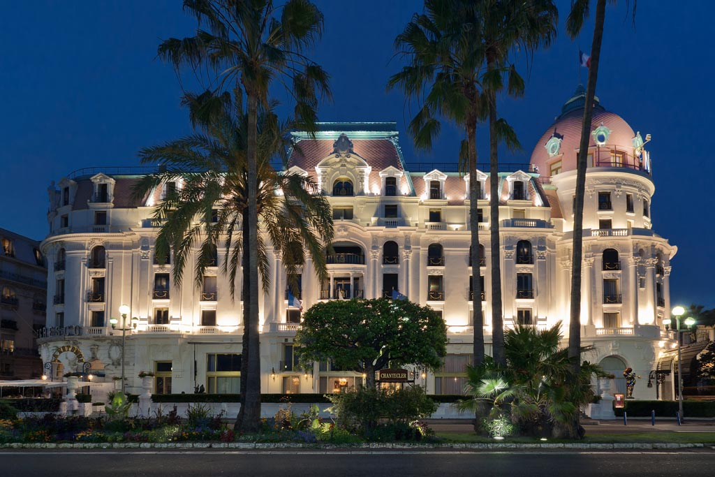 Hotel Le Negresco, Nice, Cedex, France