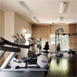 Fitness Center at Hotel Bel-Air, Los Angeles, CA