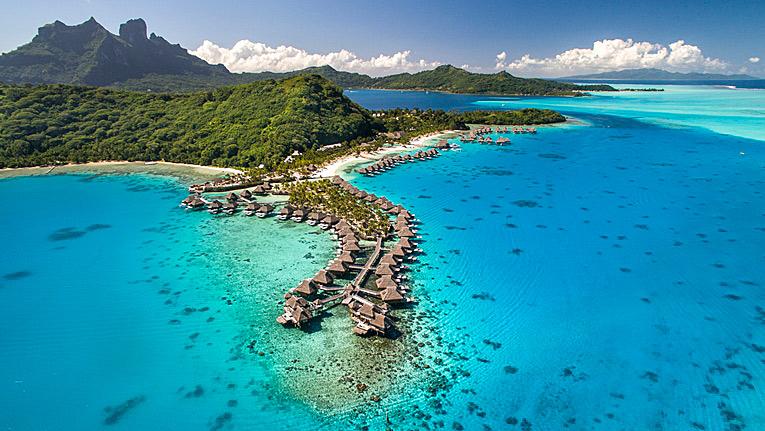 Conrad Bora Bora Nui, Bora Bora, French Polynesia