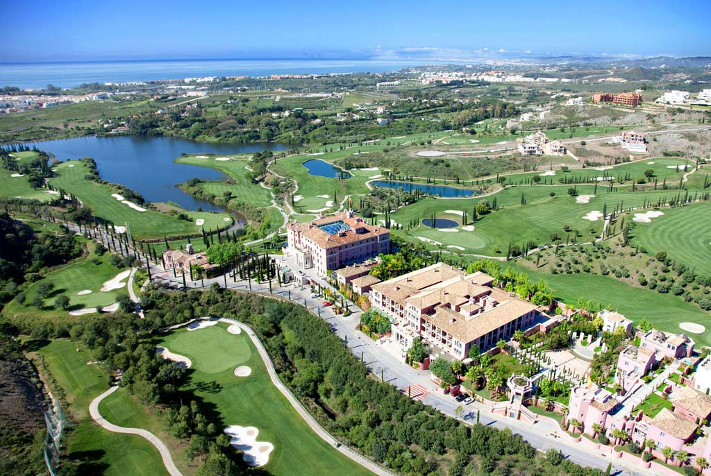 Hotel Villa Padierna, Marbella, Spain