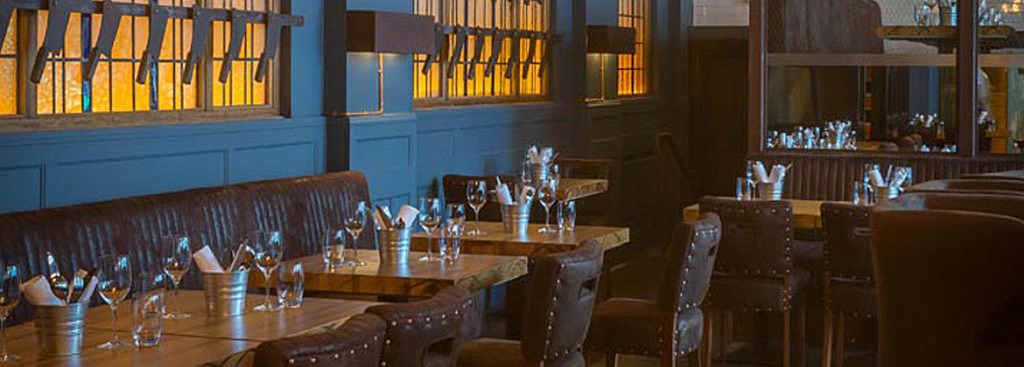 Dine at The Clarence, Dublin, Ireland