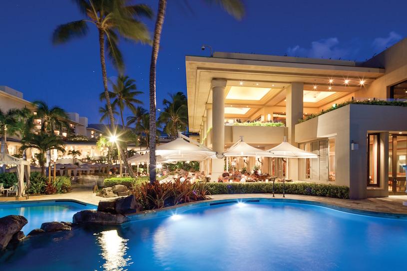 Four Seasons Maui at Wailea DUO overlooking Keiki Pool