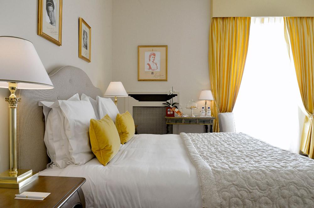 Standard Guest Room at La Reserve De Beaulieu, Beaulieu Sur Mer, France