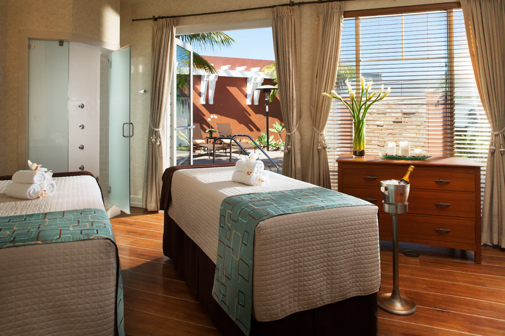 Couples Massage at Marriott Laguna Cliffs, Dana Point, CA