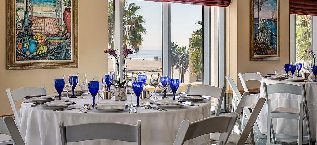 Dine at Santa Monica Le Merigot, Santa Monica, CA