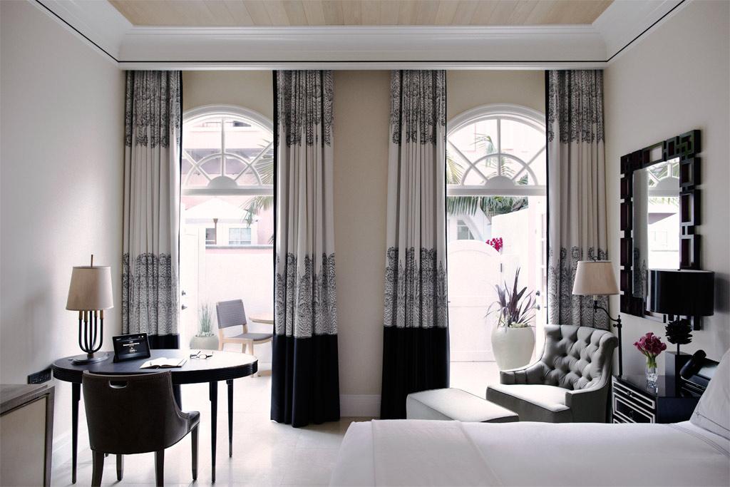 Guest Room at Hotel Bel-Air, Los Angeles, CA