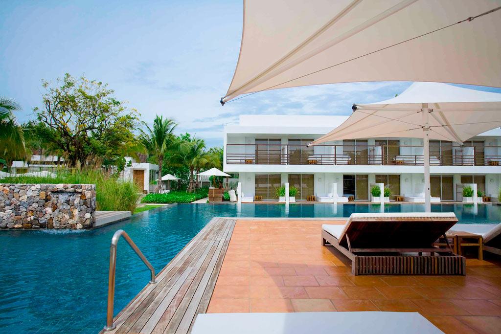 Main Pool at Putahracsa Hua Hin, Hua Hin, Thailand