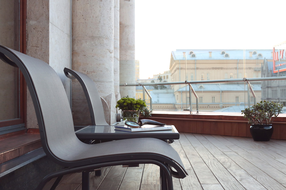 Park Suite Terrace at Ararat Park Hyatt Moscow, Moscow, Russia