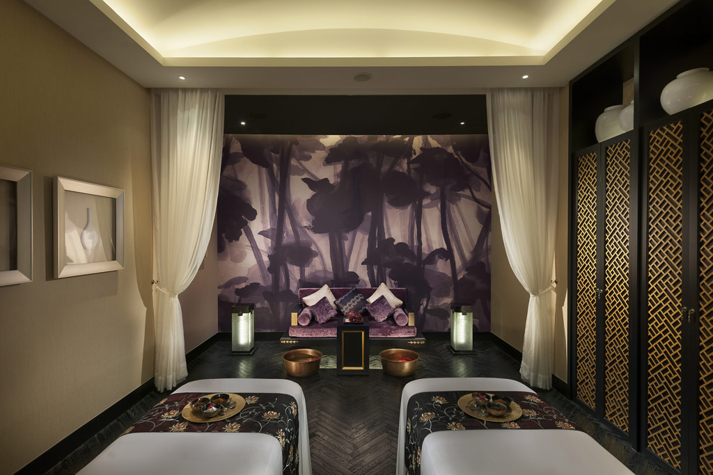 Couples Spa Suite at Mandarin Oriental Guangzhou, Guangzhou, Tianhe District, China