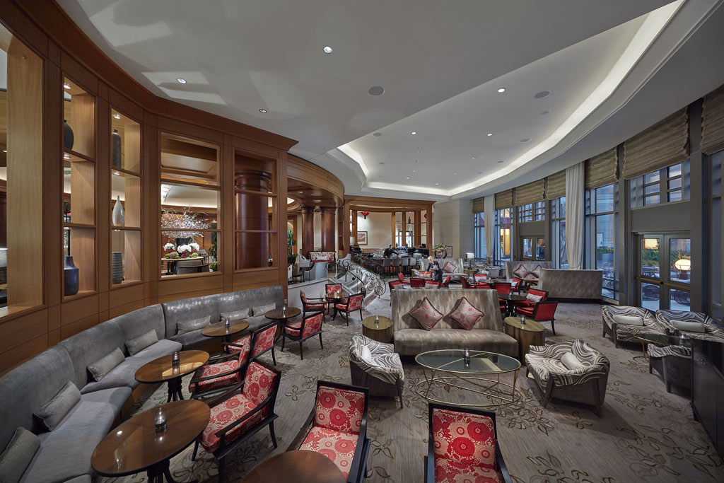 Empress Lounge at Mandarin Oriental Washington, DC, United States