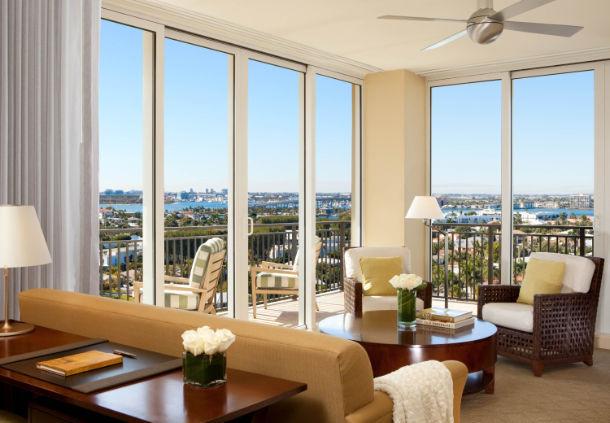Suite at Marriott Singer Island Beach Resort, Singer Island, FL