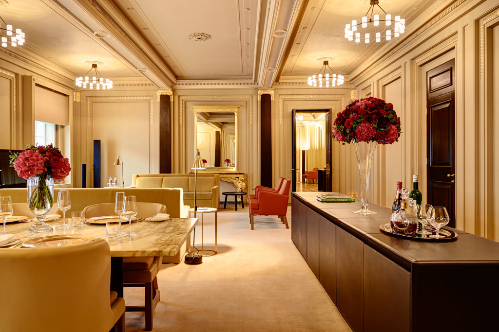 Empire Suite at Cafe Royal Hotel, London, United Kingdom