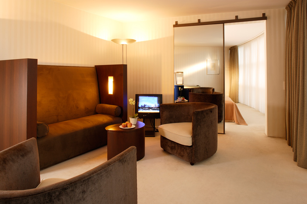 Junior Suite at Hotel Im Wasserturm, Cologne, Germany