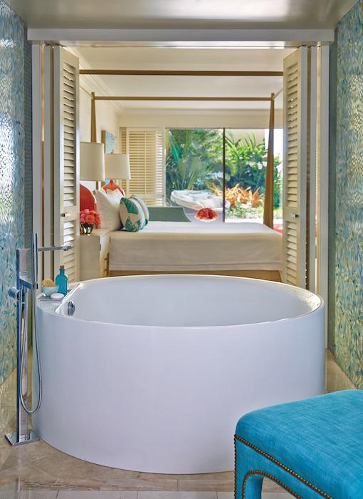 Four Seasons Maui at Wailea Lokelani Suite Bathroom