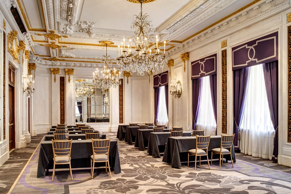 Meeting Room at The St Regis New York, NY, United States