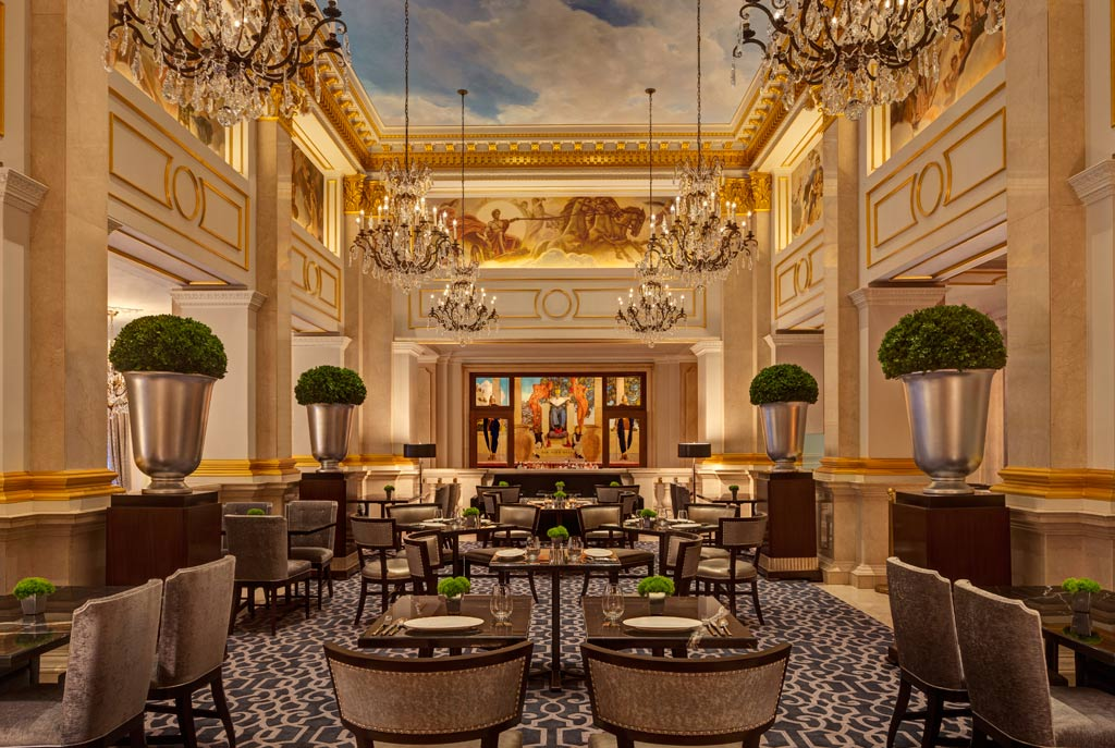 Dine at The St Regis New York, NY, United States