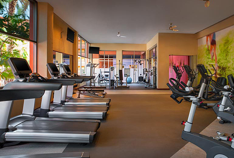 Fitness at The Westin Resort and Spa Los Cabos, Los Cabos, Mexico
